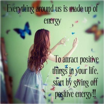 Позитивна Енергија