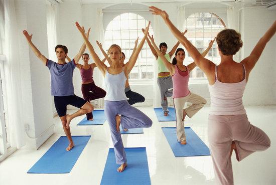 Почетни часови по хата јога