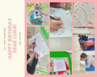 Happy Birthday dear luka!